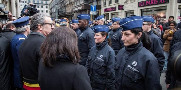 """Bruxelles: les organisateurs reportent la """"marche contre la peur"""" - La Libre"""