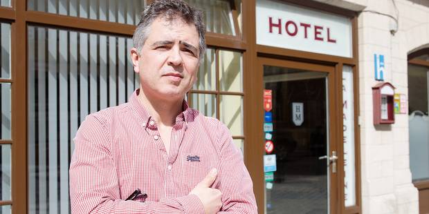 """Bruxelles: """"La fréquentation des hôtels est catastrophique"""" - La Libre"""