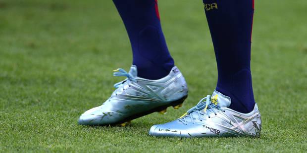 Egypte: Messi offre ses chaussures et déclenche un tollé - La Libre