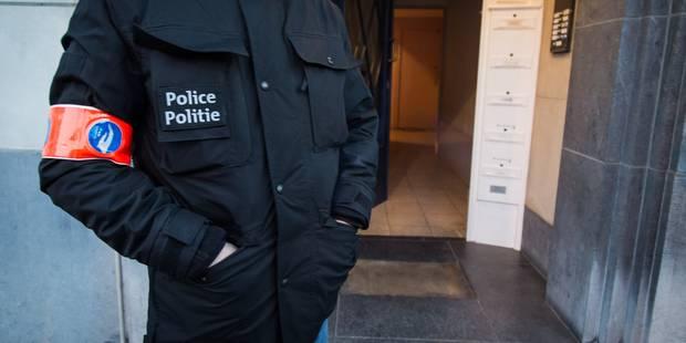 Attentat déjoué en France : un troisième homme inculpé en Belgique - La Libre