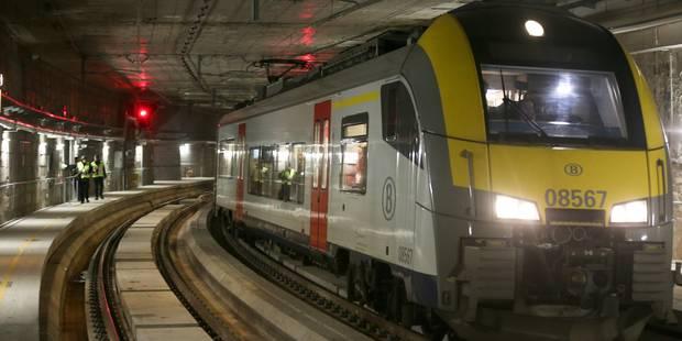 Le tunnel ferroviaire Schuman-Josaphat sera mis en service dès lundi - La Libre
