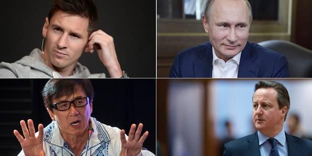 Panama Papers: les riches et les puissants au coeur du scandale - La Libre