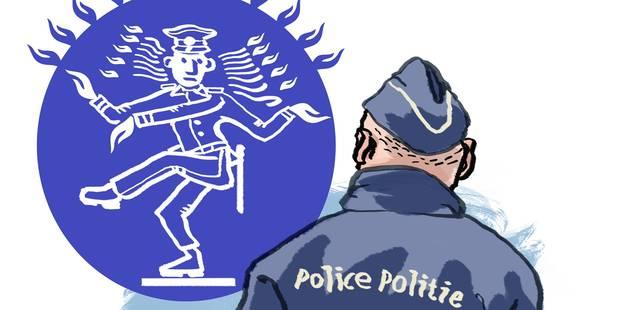 Pour la fusion des six zones de police à Bruxelles - La Libre