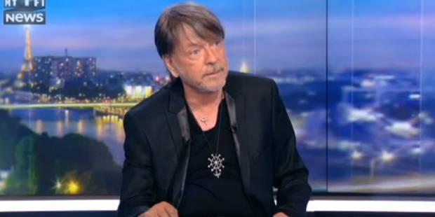"""Renaud sur le plateau de TF1: """"Dix années à me perdre"""" (VIDEO) - La Libre"""