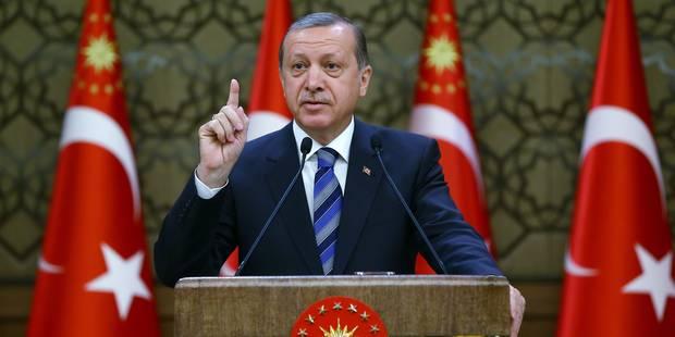 Migrants: Erdogan met la pression sur l'UE en menaçant de ne pas respecter l'accord - La Libre