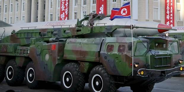 Pyongyang affirme avoir testé avec succès un moteur de missile intercontinental - La Libre
