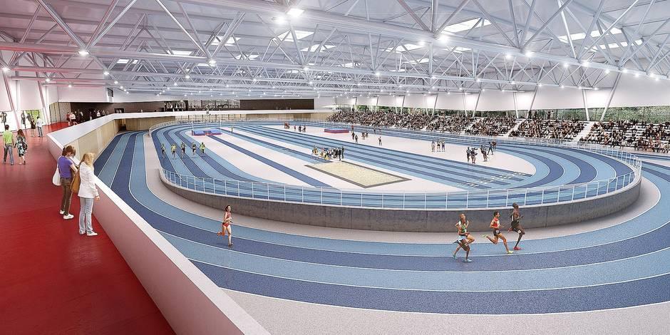 Louvain-la-Neuve: le centre sportif de haut niveau est à l'enquête