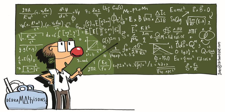 Le plaisir des mathématiques