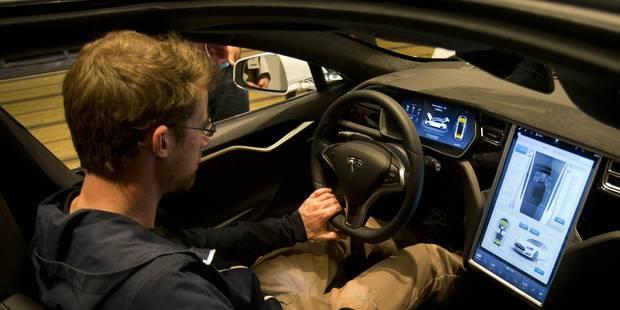 Tesla rappelle tous les exemplaires livrés de son Model X - La Libre