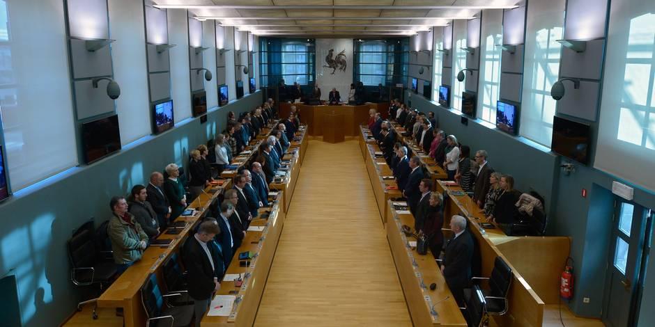 Le Parlement wallon veut empêcher le fédéral de signer l'accord commercial Canada-UE