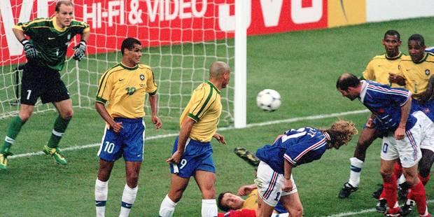Emmanuel Petit n'est plus certain d'avoir gagné la Coupe du Monde en 1998 ! (VIDEO) - La Libre