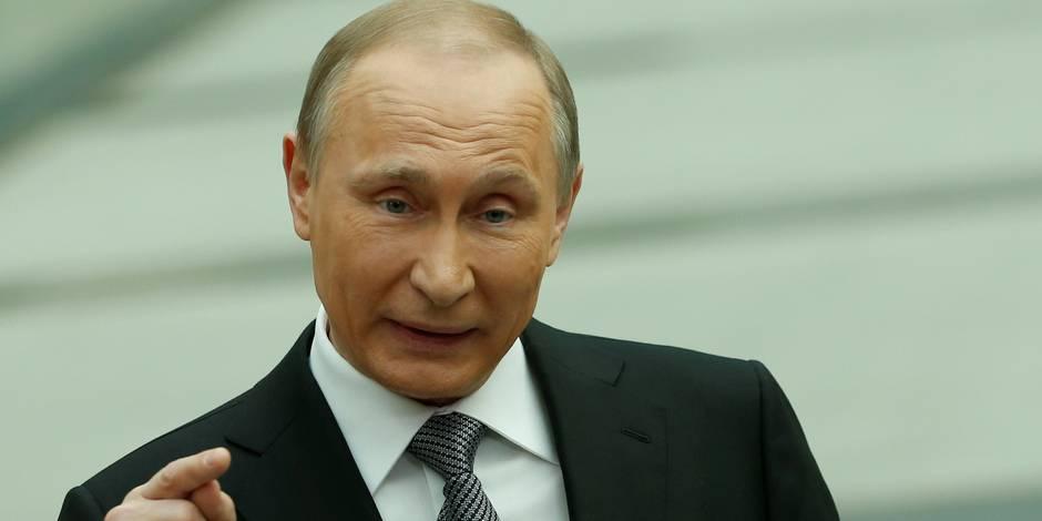 Panama Papers: Vladimir Poutine a officiellement gagné 118.200 euros en 2015
