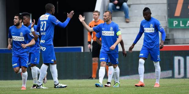 Genk s'impose 1-2 à Zulte Waregem et conforte sa 4e place - La Libre