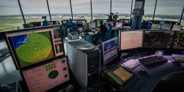 La Guilde des contrôleurs aériens met en demeure Belgocontrol et son CEO - La Libre