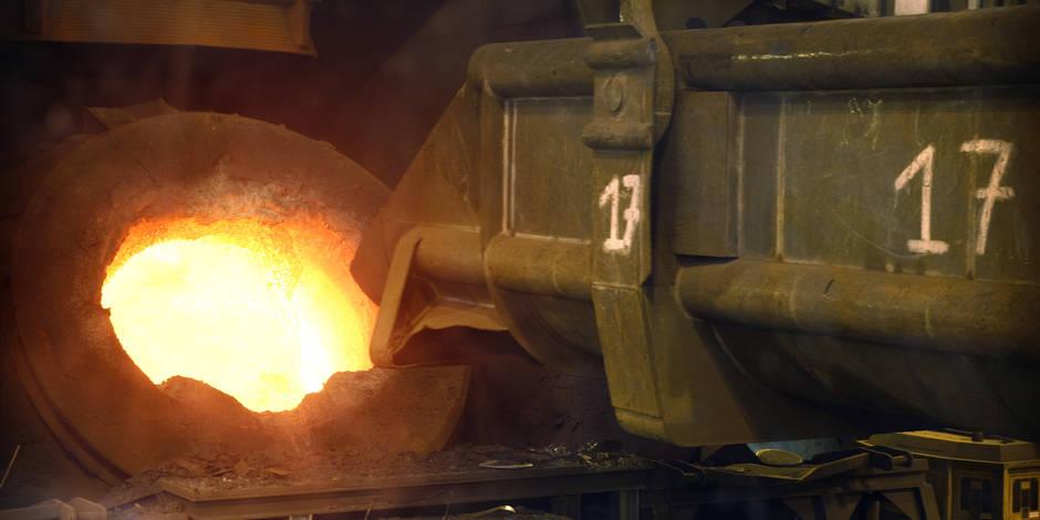 Réunion à Bruxelles, avec la Chine, sur l'avenir de l'acier européen