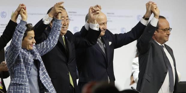 Chimie et COP21 font ami-ami - La Libre