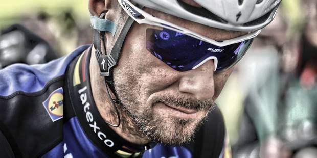 Tom Boonen veut encore disputer le Tour des Flandres et Paris-Roubaix - La Libre