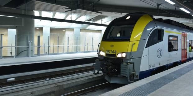Attentats de Bruxelles: Brussels Airport à nouveau accessible en train ce vendredi après-midi - La Libre