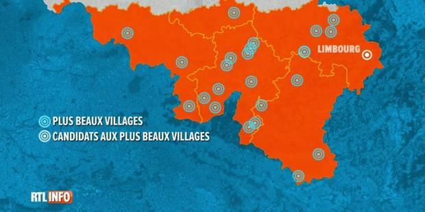 """Quatre nouveaux villages labellisés """"Plus beaux villages de Wallonie"""" (vidéo) - La Libre"""