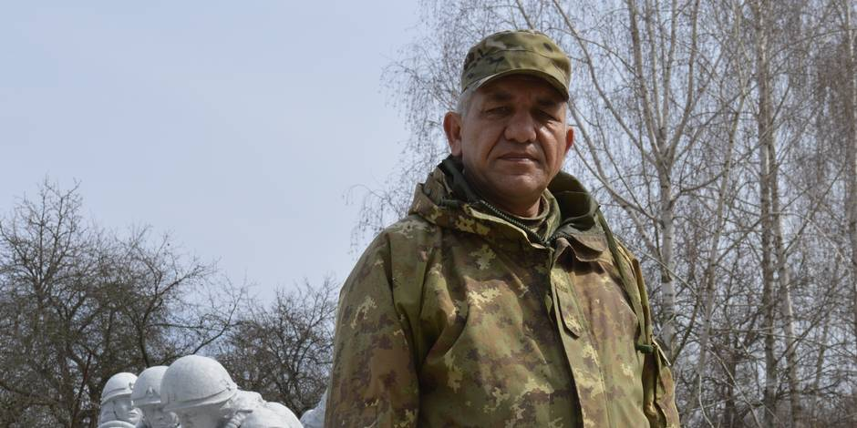 """Vladimir Verbitskiy, liquidateur de Tchernobyl: """"C'était un devoir de rester"""""""