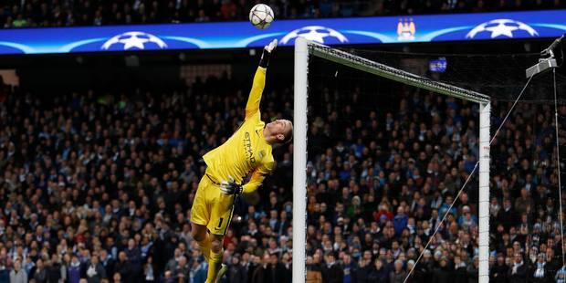 Joe Hart sauve la mise de City face au Real (0-0) - La Libre