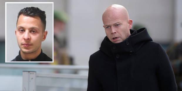 """Sven Mary décrit Salah Abdeslam: """"Il a l'intelligence d'un cendrier vide"""" - La Libre"""