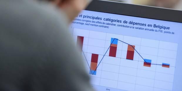 La croissance économique belge se chiffre à 0,2% au premier trimestre de 2016 - La Libre