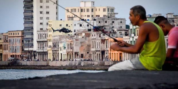 Un navire de croisière américain vers Cuba, une première en un demi-siècle - La Libre
