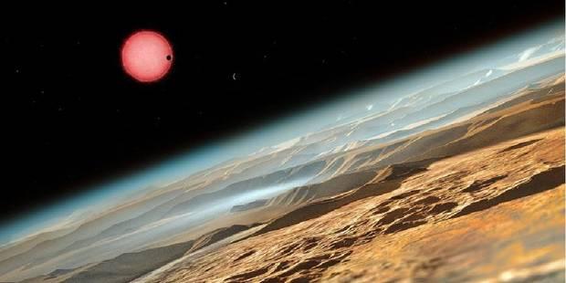 Trois exoplanètes similaires à la Terre ont été détectées : Et s'il y avait de la vie ? - La Libre