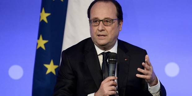 """Hollande sur le TTIP: """"La France, à ce stade des négociations, dit non"""" - La Libre"""