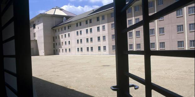 Les repas n'arrivent plus aux détenus de la prison d'Ittre - La Libre