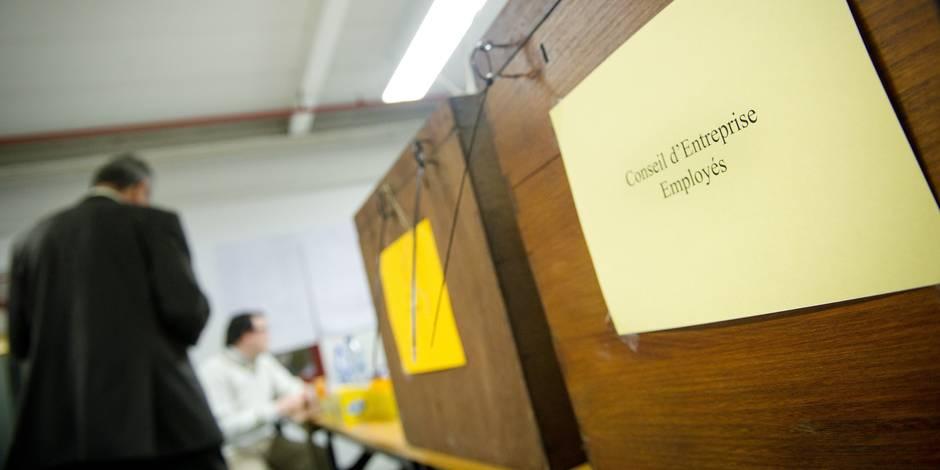 Élections sociales: les candidats sont-ils trop protégés? - La Libre