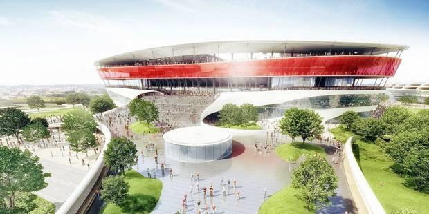 Le Sporting d'Anderlecht prépare un plan B : un stade ailleurs ! - La Libre
