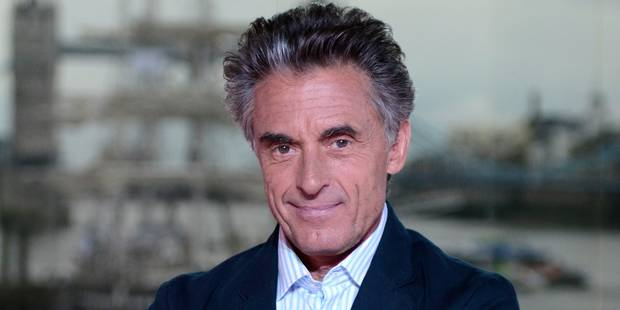 Gérard Holtz va quitter France Télévisions - La Libre