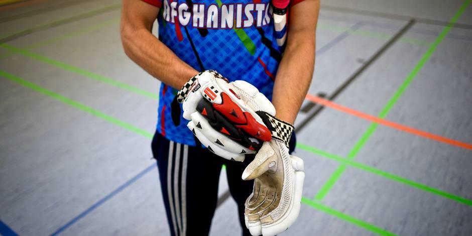 Avec les migrants afghans et pakistanais, l'Allemagne voit émerger le cricket (PHOTOS)