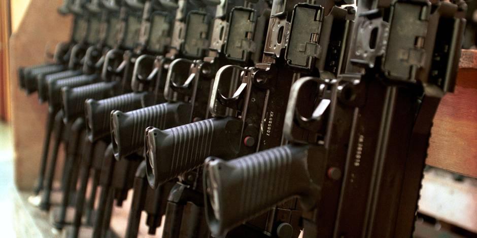 La Belgique, premier exportateur européen d'armes vers le Proche-Orient, en 2014