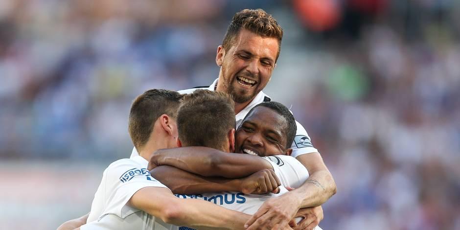 Le Club de Bruges écrase Gand et se rapproche du titre (1-4)