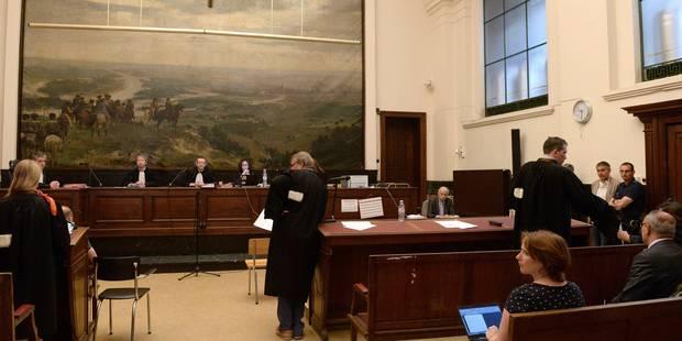"""Souhaib El Abdi au procès """"cellule de Verviers"""" : ?Malheureusement, je viens de Molenbeek? - La Libre"""