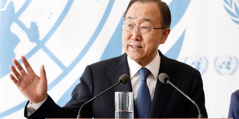 """L'ONU propose un """"pacte mondial"""" pour résoudre la crise des migrants"""