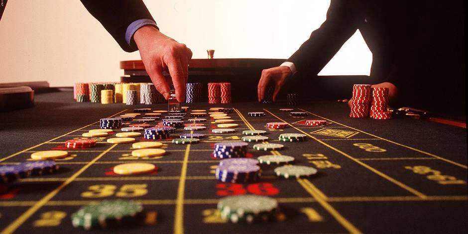 Une loi spéciale requise pour la taxe sur les jeux de hasard - La Libre