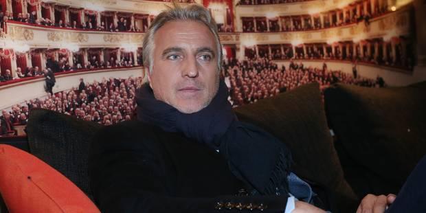 Ginola victime d'un malaise cardiaque - La Libre