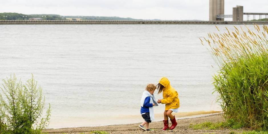 Des idées d'activités à faire en famille au Lac de l'Eau d'Heure