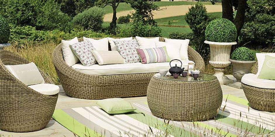 dix id es pour embellir sa terrasse ou son jardin la libre. Black Bedroom Furniture Sets. Home Design Ideas