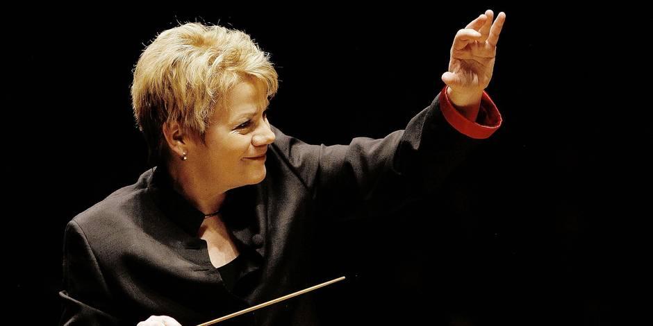 Direction d'orchestre au Concours Reine Elisabeth : l'assaut féminin. Enfin? - La Libre