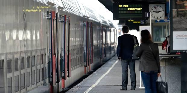 """Grève à la SNCB: le MR dénonce une grève """"injustifiable"""", les syndicats fustigent de la """"désinformation"""" - La Libre"""