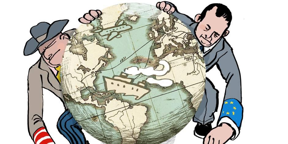 Le TTIP à la poubelle ? Pas si vite