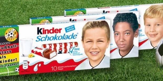 Le mouvement anti-islam allemand fulmine contre les nouvelles boites Kinder - La Libre