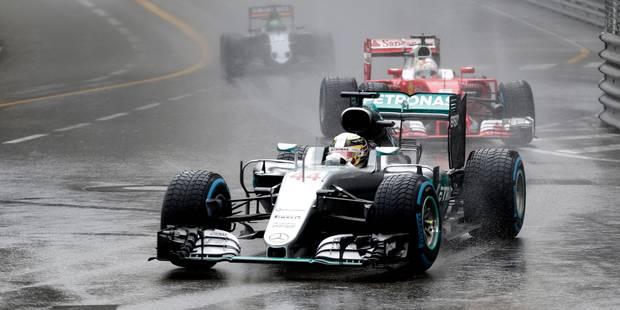 Lewis Hamilton (Mercedes) remporte le GP de Monaco de Formule 1 - La Libre