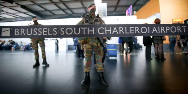 Grève du zèle de la police fédérale à l'aéroport de Charleroi: trois vols touchés - La Libre