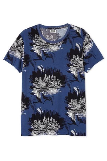 Osera, osera pas ce T-shirt floral designé par la petite marque Weekday venue de Copenhague? 16€.